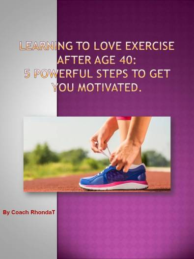 Learning to love exercise after age 40 jpg